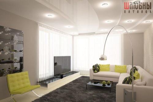 Мнгоуровневый потолок в Беларуси